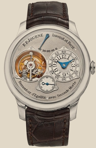 FP Journe - Tourbillon Souverain PT-Cl
