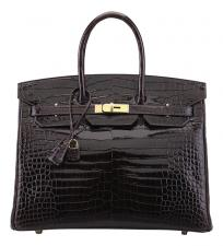 Hermes CROCODILE BIRKIN 35 BAG
