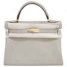 Hermes Kelly 35 trench togo ghw