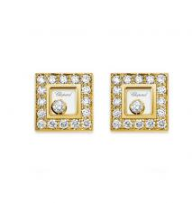 Chopard HAPPY DIAMONDS STUD EARRINGS