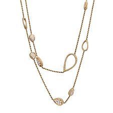Boucheron SERPENT BOHÈME NECKLACE