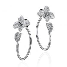 Pasquale Bruni PETIT GARDEN EARRINGS, LAGRE MODEL