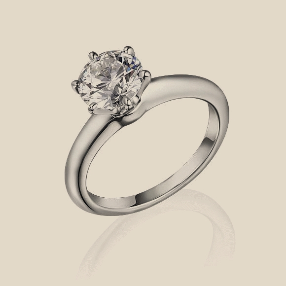 Tiffany & Co - 1.83 CT H/VVS2