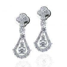 GRAFF DIAMOND EARRINGS