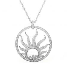 Chopard Подвеска Chopard HAPPY DIAMONDS Sun Pendant