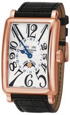 Franck Muller / Long Island / 1200 MC L Rose Gold Silver