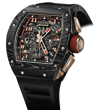 Richard Mille / Watches / RM 011 NTPT Lotus F1 Team