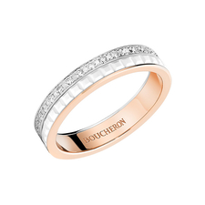Boucheron QUATRE WHITE EDITION WEDDING BAND