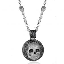 Vendôme SKULL NECKLACE