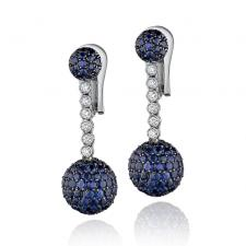 De Grisogono BOULE EARRINGS