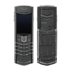 Vertu Signature Zirconium Alligator