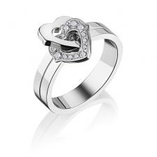Cartier TWO HEARTS MOTIF RING
