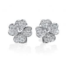 Van Cleef & Arpels. COSMOS EARRINGS