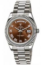 Rolex / Day-Date / 218239 Chocolate