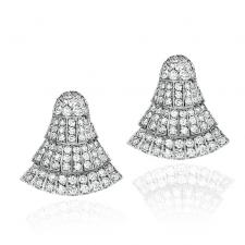 De Grisogono VENTAGLIO  EARRINGS
