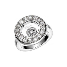 Chopard CHOPARD HAPPY DIAMONDS RING