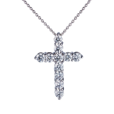 GRAFF CROSS PENDANT LARGE MODEL