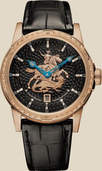Louis Moinet / Limited Edition. / LM-34.50
