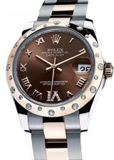 Rolex / Datejust / 178341 Chocolate