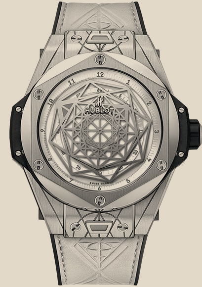 HUBLOT Big Bang 45mm Sang Bleu