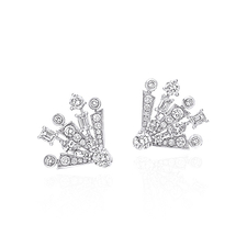 GRAFF SOLAR MINI EARRINGS